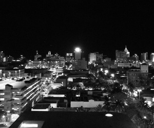 black and white, juvia, and Miami Beach image