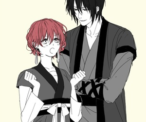 anime, akatsuki no yona, and manga image