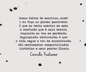 poesia, sentimentos, and quotes image