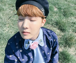 47 Images About JHOPE X BLUE On We Heart It
