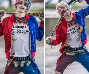 suicide squad, harley quinn, and cosplay image