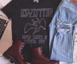 fashion, grunge, and drmartens image