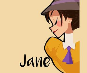disney, princess, and jane image
