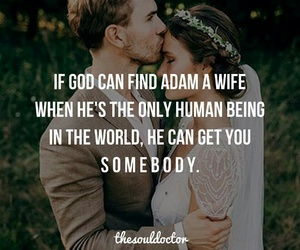 couple, god, and love image