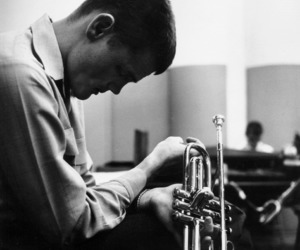 1953, 50's, and chet baker image
