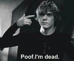 american horror story, dead, and ahs image