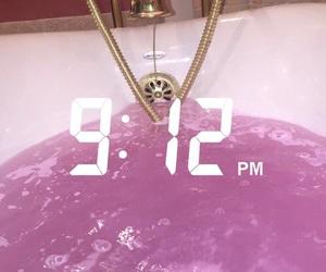 snapchat and pink image