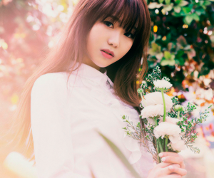 sujeong, lovelyž, and kpop image