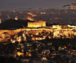 Greece, athena, and Athens image