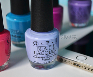 beauty and nail polish image
