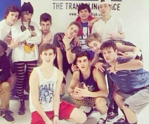 magcon and magcon boys image