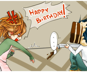anime, death note, and happy birthday image