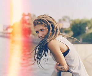 girl, cute, and rasta image