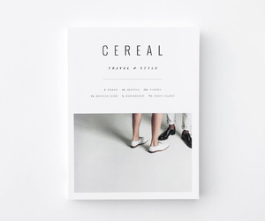 cereal, magazine, and minimal image