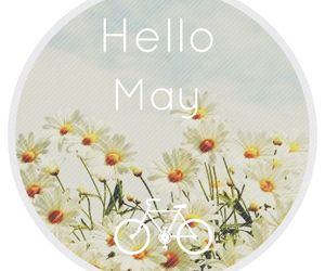 spring and hello may image