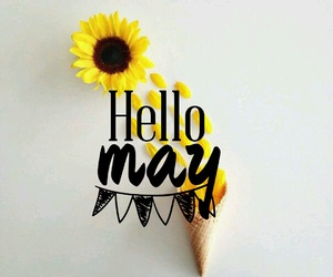 hello and may image