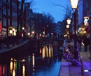 architecture, beautiful, and canal image