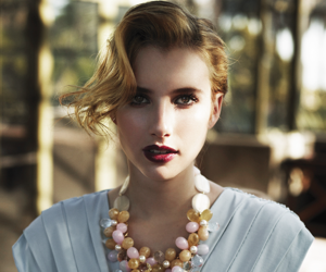 emma roberts, actress, and blonde image