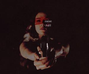 black widow, tumblr, and edit image