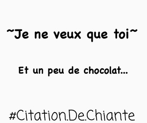 chocolate, french, and funny image