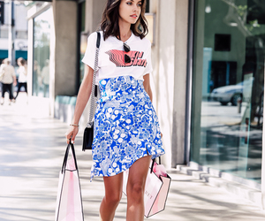 fashion, spring, and girl image
