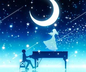 anime and music image