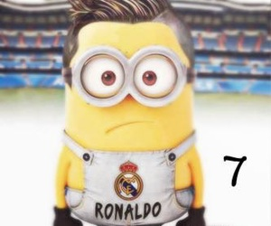 funny, real madrid, and yellow image