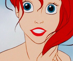 ariel, cute, and disney image