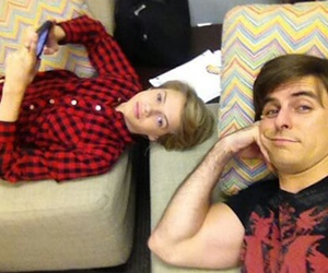 babes, jace norman, and kid danger image