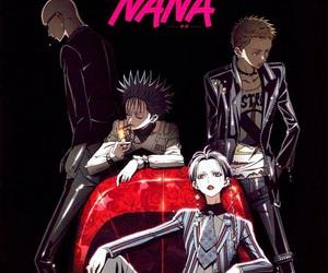 Nana, anime, and manga image