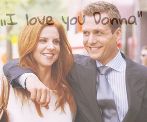 series, love, and suits image