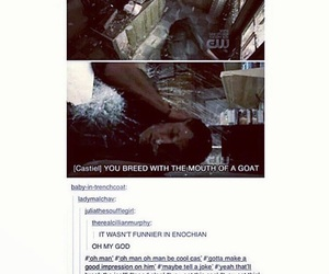 funny, supernatural, and yes image