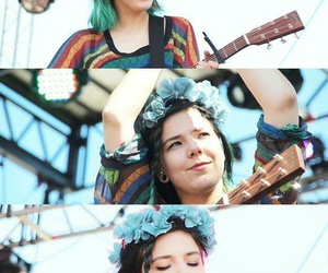 omam, of monsters and men, and nanna bryndis image
