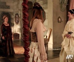 princess, adelaide kane, and rose williams image