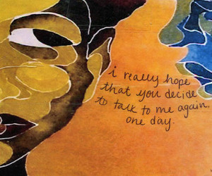 quotes, postsecret, and love image