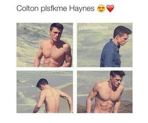 boy, handsome, and haynes image
