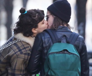 couple, kristen stewart, and lesbians image