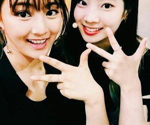 twice, dahyun, and jihyo image