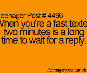 text, reply, and teenager post image