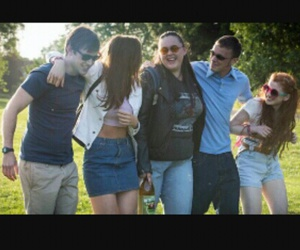 Archie, chop, and my mad fat diary image