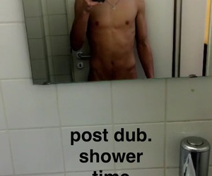 Hot, snapchat, and jack gilinsky image