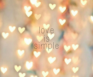 love, hearts, and quotes image
