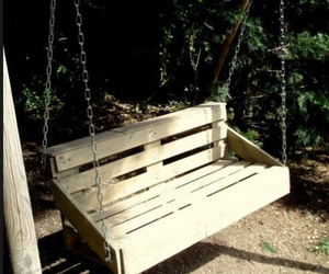 pallet swing, pallet swing projects, and swing image