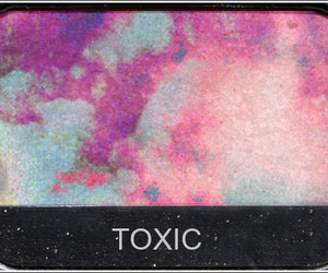 toxic, blue, and cool image