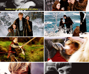 peter pevensie, narnia, and c.s lewis image