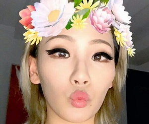 CL, kpop, and chaerin image