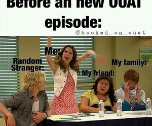 funny, me, and once upon a time image