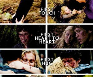 cw, tv shows, and clarke griffin image