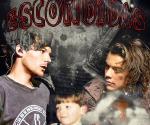 wattpad cover, larry is real, and larry stylinson image