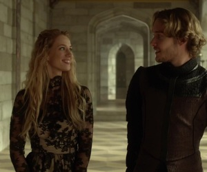 royals, reign, and toby regbo image